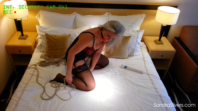 self bondage session